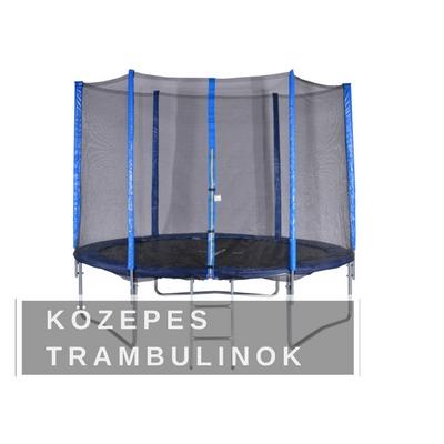 Közepes trambulin kategória