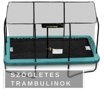 Szögletes trambulin kategória